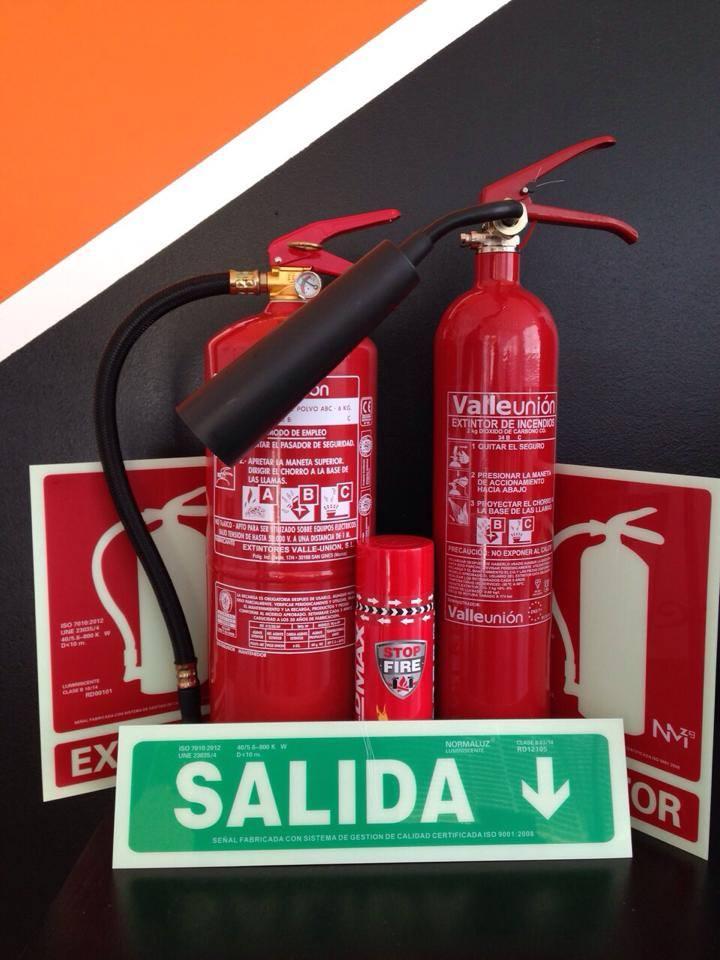 Extintores vulcanos